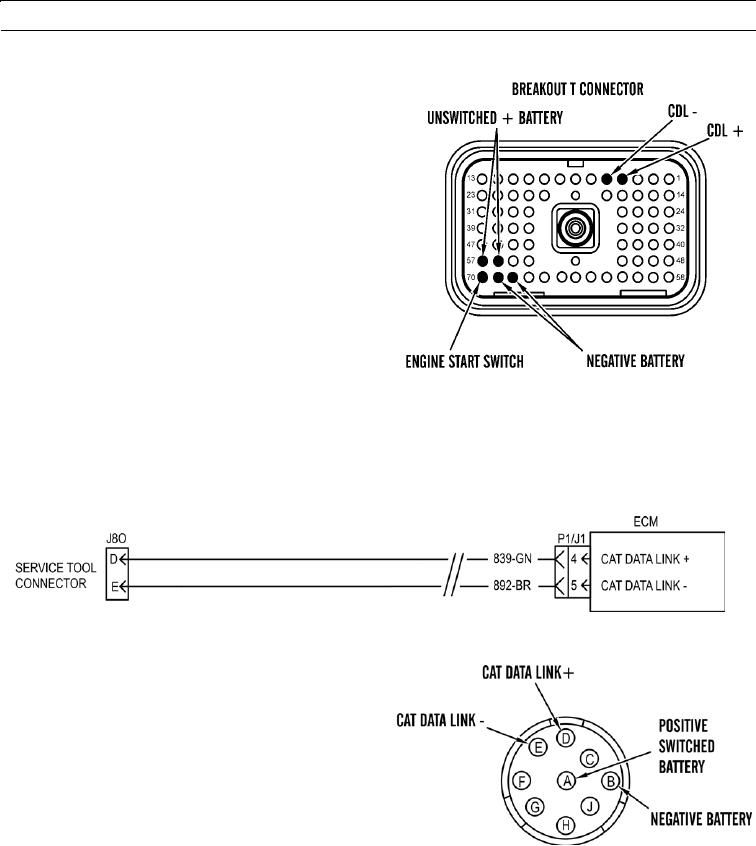 Cat 70 Pin Ecm Wiring Diagram Pdf from constructionloader.tpub.com
